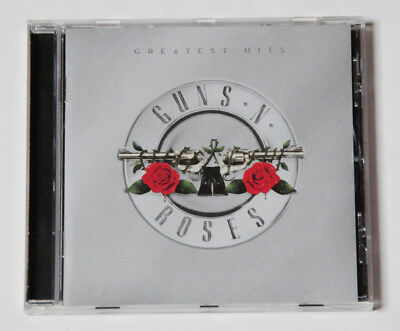 Guns'n Roses 'Greatest Hits' CD mit Booklet, NEU Axel Rose, Slash