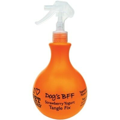 Pet Head Dogs B.F.F. Spray Démêlant Parfum Yaourt aux Fraises 450 ml