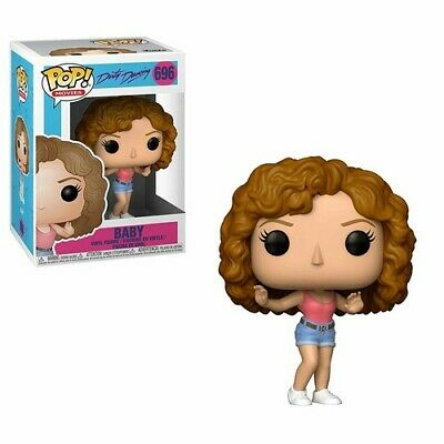 FUNKO POP! MOVIES: Dirty Dancing - Baby [New Toys] Vinyl Figure