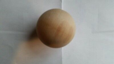 Pallino Target Balljumbo Sz-Grass/Beach Play Solid Wood Bocce Ball-Made In Italy