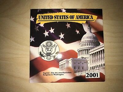 KMS United States of America 2001