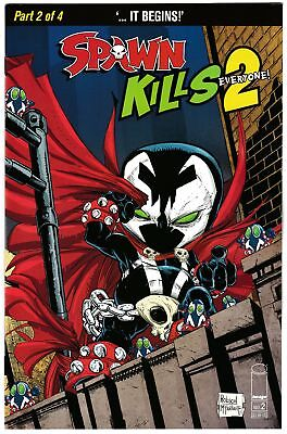 Spawn Kills Everyone Too #2 Cvr A (Image, 2019) NM