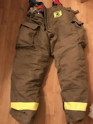 Morning Pride Turnout Bunker Gear..pants...nos...never Worn...40X32