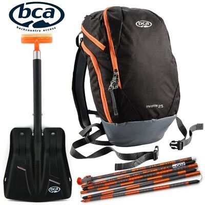 Arctic Cat Backcountry Kit Stash Backpack B-1 EXT Shovel 270 Probe - 7639-465