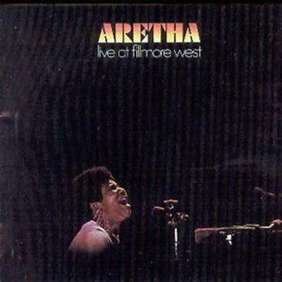 Aretha Franklin : Live at Fillmore West CD (1994) Expertly Refurbished Product