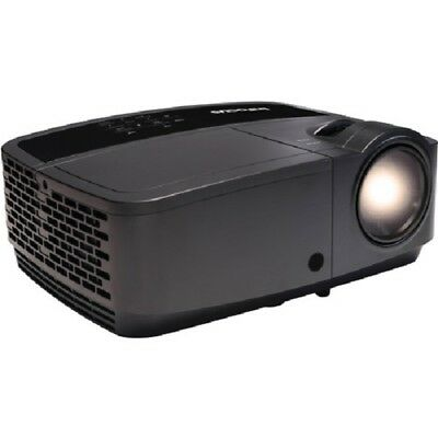 New InFocus IN2124x 4200-Lumen XGA DLP Projector 3D Ready Lamp up to 3500 Hours
