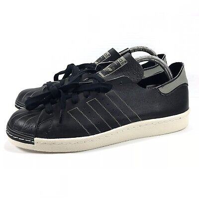 51df36aac11ad6 ADIDAS SUPERSTAR DECON Leather Lo Sneakers Women Shoes Black By8702 ...