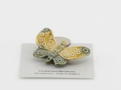 Butterfly Wade Red Rose Tea Canadian Series # 1 Miniature Animal Whimsie