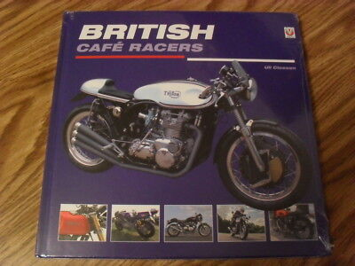 Norton Triumph BSA motorcycle cafe racer book