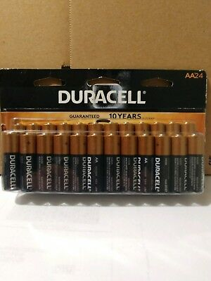 24 Count Duracell AA Batteries