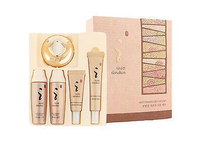 [DANAHAN] Bon Yon Jin ANTI-WRINKLE GIFT 5PCS SET (31ml/31ml/12ml/8ml/15ml)
