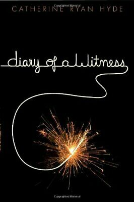 Diary of a Witness by Hyde, Catherine Ryan Book The Cheap Fast Free Post