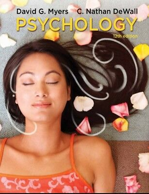 Psychology 12th edition (PDF Only)