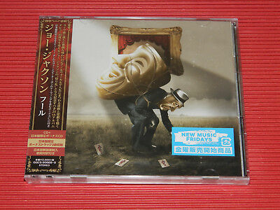 2019 JOE JACKSON FOOL with Bons Tracks Bonus Disc JAPAN ONLY 2 CD EDITION