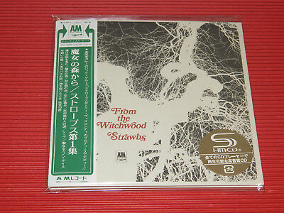 2018 STRAWBS From The Witchwood WITH BONUS TRACK  JAPAN MINI LP SHM CD
