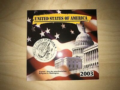 KMS United States of America 2003