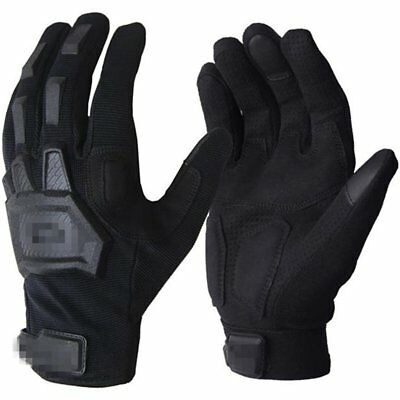 B7 Cycling Long Finger Gloves Bicycle Mittens Motorbike Protecting Gloves PI
