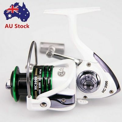 12+1 BB Saltwater Spinning Reels High Speed Full Metal Fishing Reel HC1000-7000