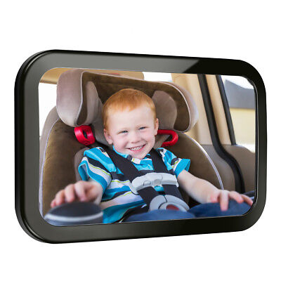 Audew Baby Car Seat Rear View Mirror Facing Back Infant Kid Child Toddler Safety