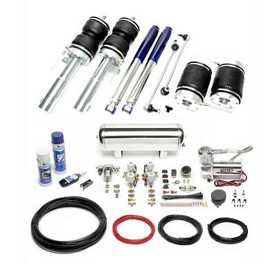 Ta Technix Airride Air Suspension Incl. Air Producing Kit - Vauxhall Astra J