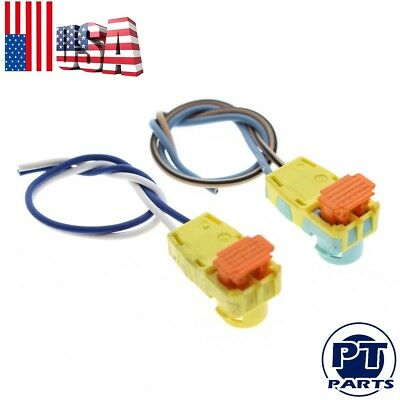 FOR-CHEVY SILVERADO 2500 AIRBAG CLOCKSPRING PLUGS CAR WIRE CONNECTOR NEW 2PCS