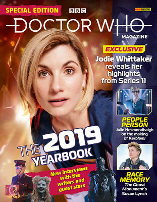Doctor Who - DWM Special 2019 Yearbook