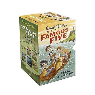 Book-Famous Five 5 book collection /Book BOOK NEW