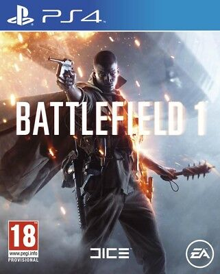 Battlefield 1 PS4 | VIDEOGIOCO PLAYSTATION 4 by EA Electronic Arts