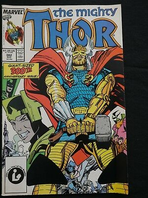 Thor, Giant sized special 1991 & The Mighty Thor 300th anniversary special 1987