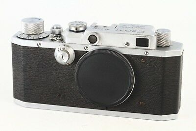 """""""Very Rare"""" Canon SII  Rangefinder  camera, OCUPIED JAPAN From Japan#2208"""