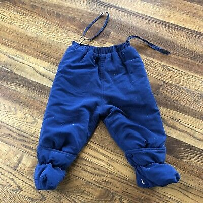 Rothschild Baby Snow Pants Size 12 Months