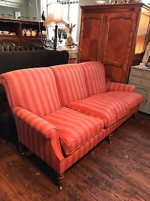 Large Antique Quality Chesterfield Type ,3 Seater,settee,  Country house Sofa