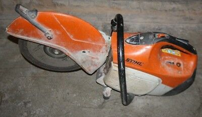 CP) STIHL Concrete Saw/Disc Cutter **MK COLLECTION ONLY**