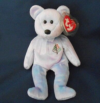 c3d6f3ee29e ISSY TY BEANIE BABY BEAR NEVIS THE FOUR SEASONS HOTEL 8.5