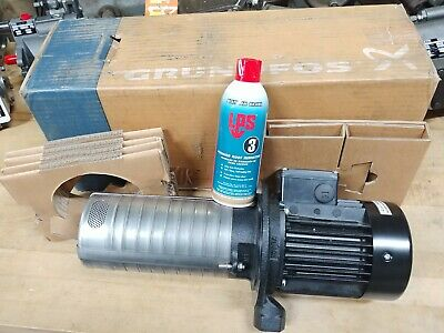 GRUNDFOS MTH2-90/3 A-W-A-AUUV PUMP, 2.4 kW, 3.5 A, 400 V (New Old Stock)