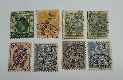 Timbres Chine