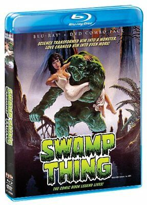 Swamp Thing [Blu-ray] [1982] [US Import] -  CD VAVG The Fast Free Shipping