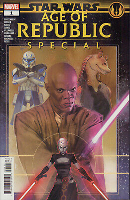 Star Wars: Age of the Republic - Special (2019), Neuware, new