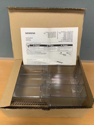 Siemens 6SL3252-0BB00-0AA0 Sinamics Relay Brake Module, Unused in Box