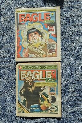 Eagle And Scream - Action Comics For Boys 1984