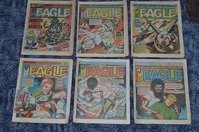 Eagle - Action Comics For Boys 1984