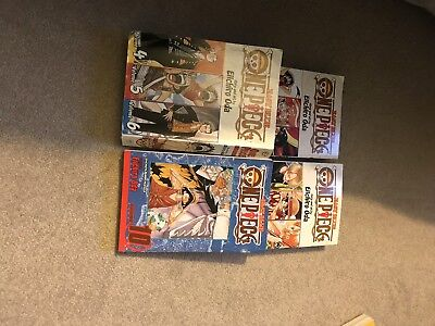 One Piece Books