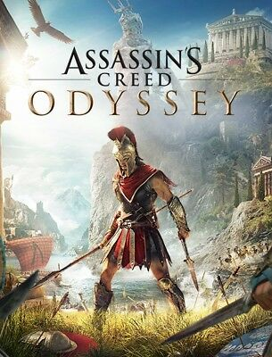 Assassin's Creed Odyssey FULL GAME - LIFETIME GUARANTEE (UPLAY ACCOUNT)