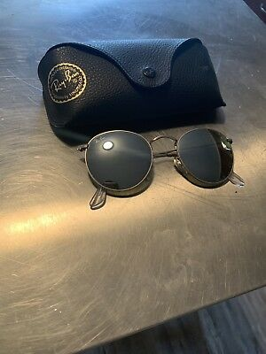 26ae93cccd RAY BAN RB4253 820 A6 Brown Green Gradient Unisex Aviator Sunglasses 50mm.