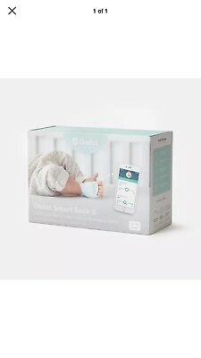 Owlet Smart Sock 2 Baby Heart Rate & Oxygen Level Health Monitor in BOX