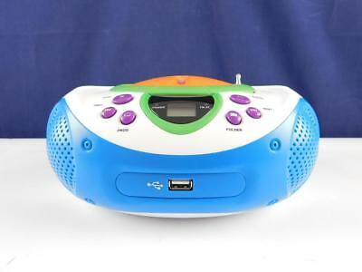 Lenco SCD-40 USB Kids CD MP3 Player USB UKW Radio AUX