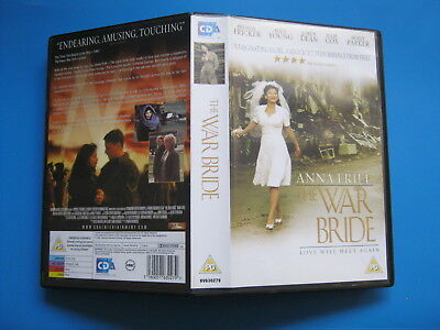 THE WAR BRIDE (2001) Anna Friel, Brenda Fricker ROMANTIC DRAMA - BIG BOX VHS