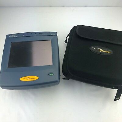 Fluke Networks OptiView Series II Integrated Network Analyzer  Optiview Series 2