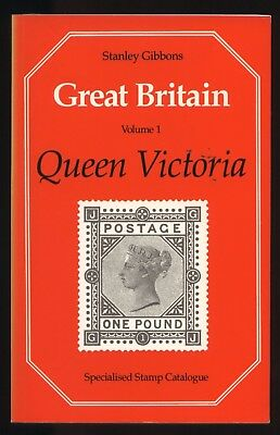 STANLEY GIBBONS GB Specialised VOL 1 QUEEN VICTORIA, 10th edition 1992