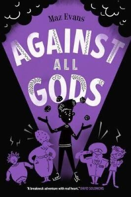 Against All Gods by Maz Evans 9781911077008 (Paperback, 2019)